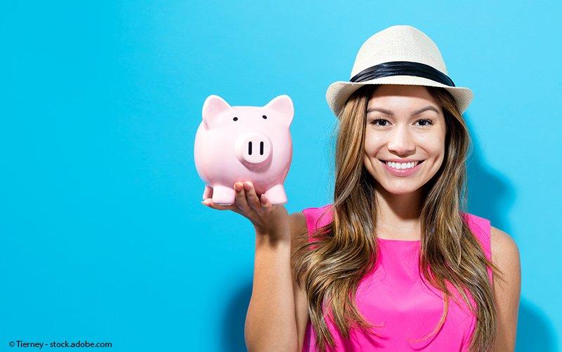 ETF-Sparen für Frauen