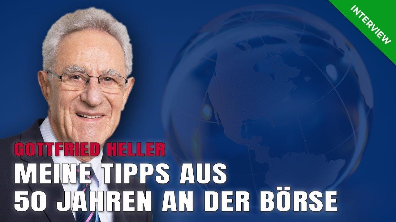 Gottfried Heller – 50 Jahre Börsenerfahrung   Teil 1/3