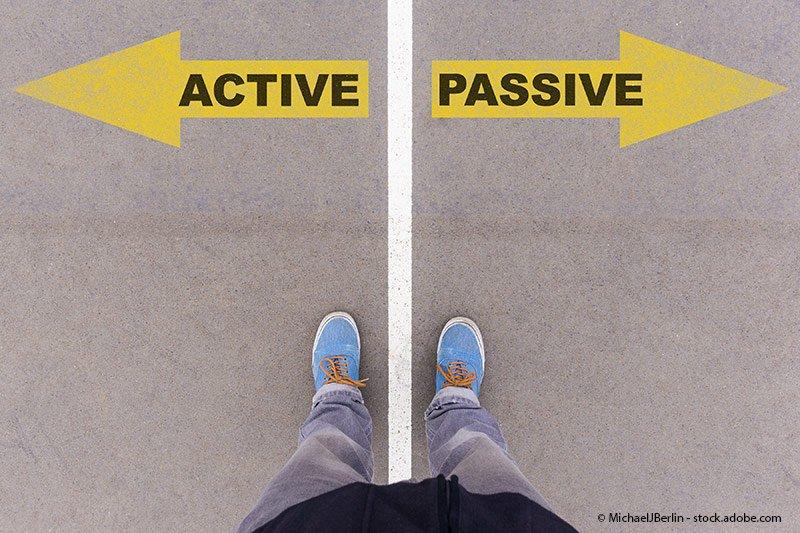 Aktiv oder passiv – Konkurrenz beflügelt die Branche