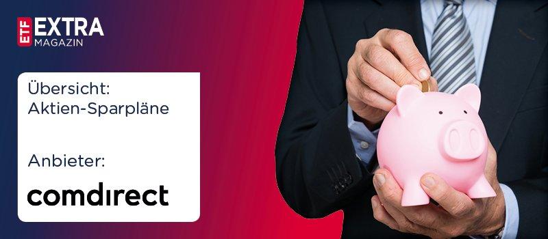 Comdirect Aktien-Sparplan