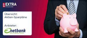 Netbank Aktien-Sparplan