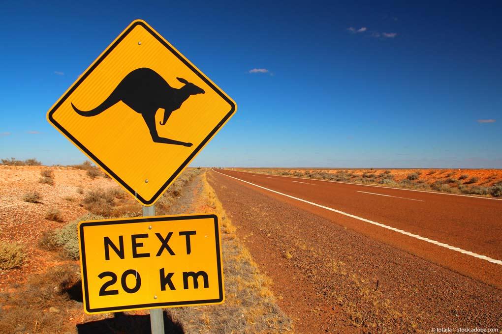 Australien-Chance