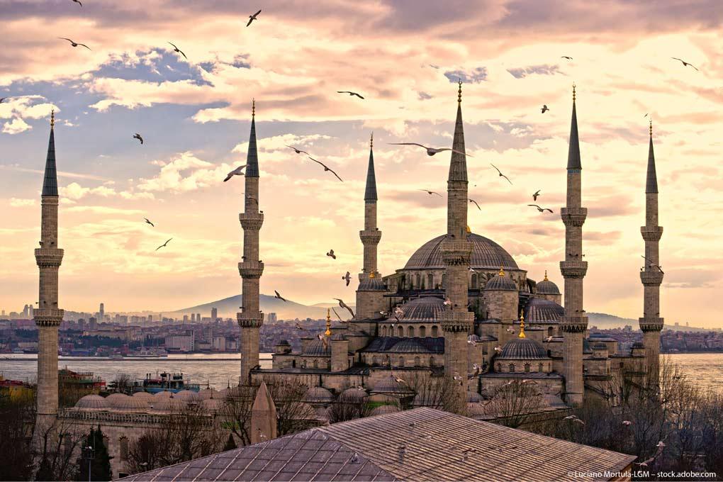 Türkei-ETF: Kaufen, wenn die Kanonen donnern?