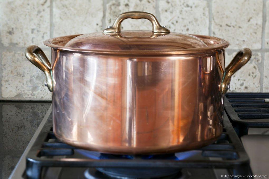 Kupfer läuft seit Monaten auf Sparflamme.