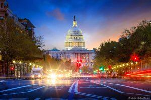 Wären da nicht die steten Störfeuer aus Washington – US-Titel wären angesichts der starken Berichtsaison womöglich auf dem Weg nach oben nicht aufzuhalten.