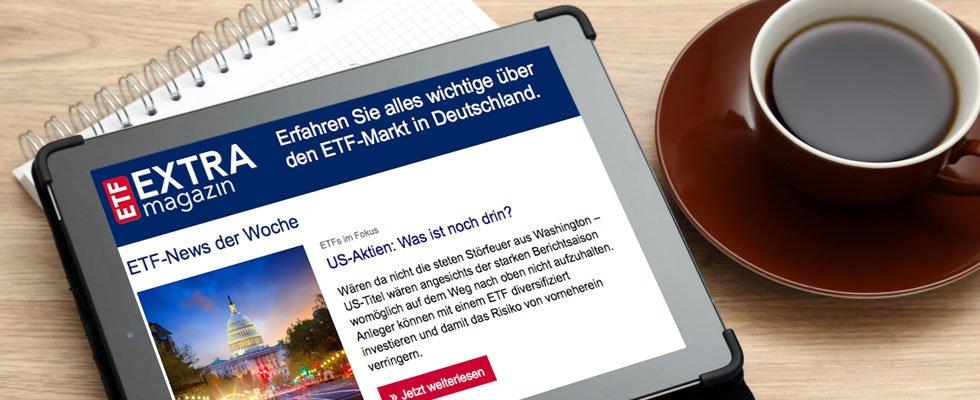 ETF-Newsletter by EXtra-Magazin