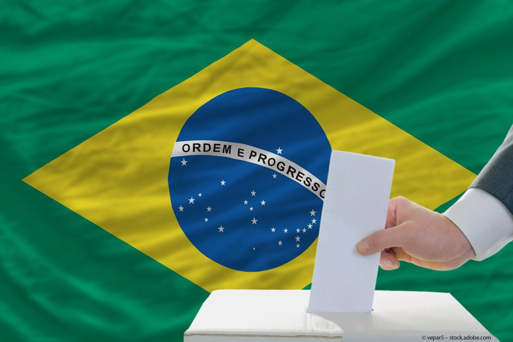 Brasilien Wahl