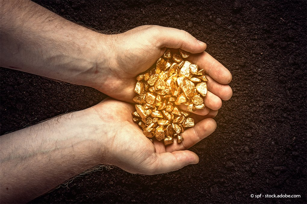 Goldminen