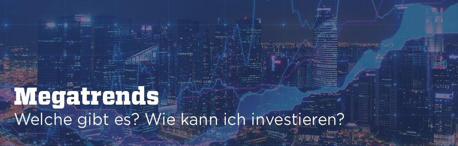 Megatrend ETFs Anlageleitfaden