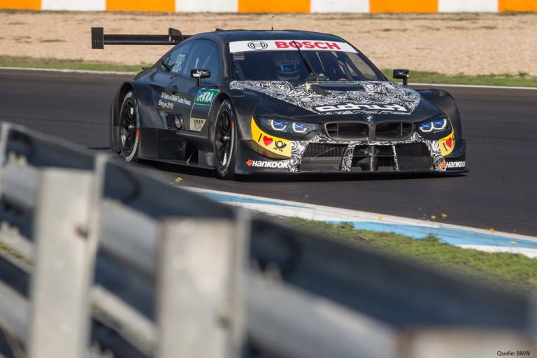 BMW-Rennwagen