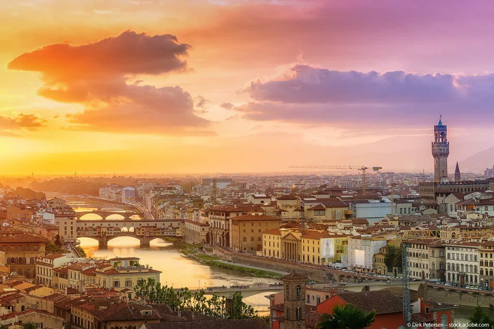 Florenz-Licht-Schatten