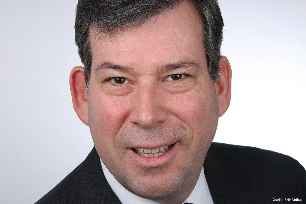 Claus Hecher, Leiter der ETF-Geschäftsentwicklungsabteilung bei BNP ParibasAsset Management.