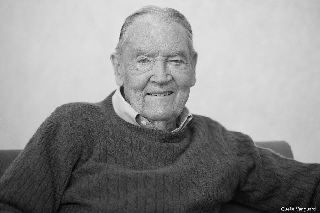 ETF-Erfinder John Bogle verstorben