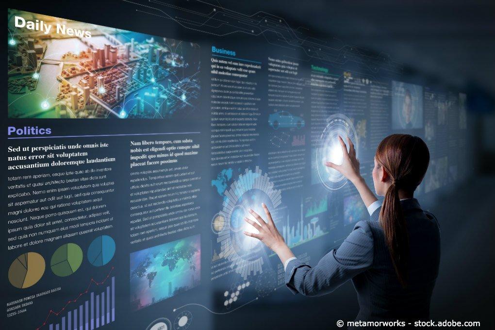 Digitalisierungs-ETF: In die Zukunft investieren