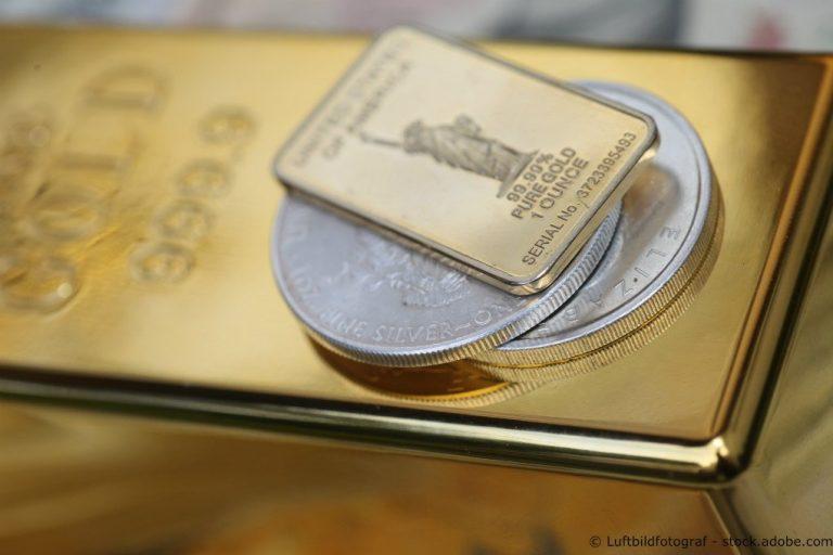 Gold – Silber gross