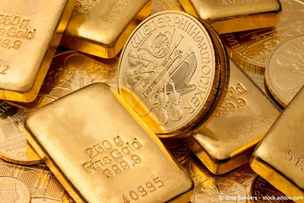 Gold wird zur Krisenwährung