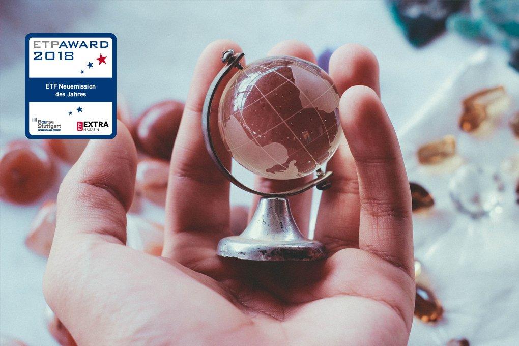 iShares MSCI World Small Cap ETF – die Neuemission des Jahres