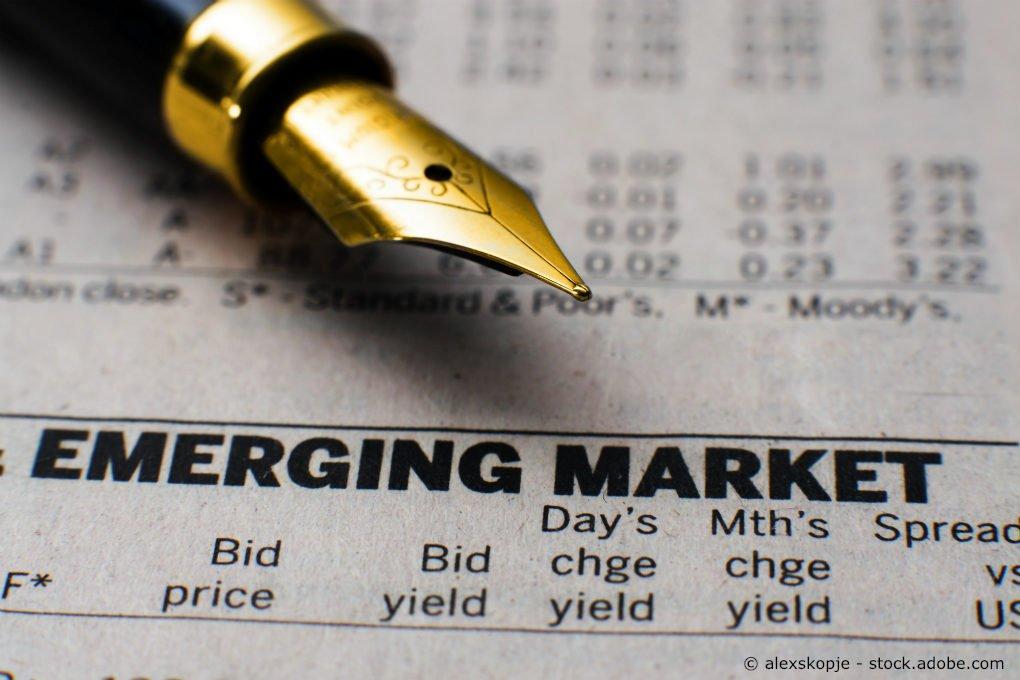 Schwellenländer nehmen Fahrt auf