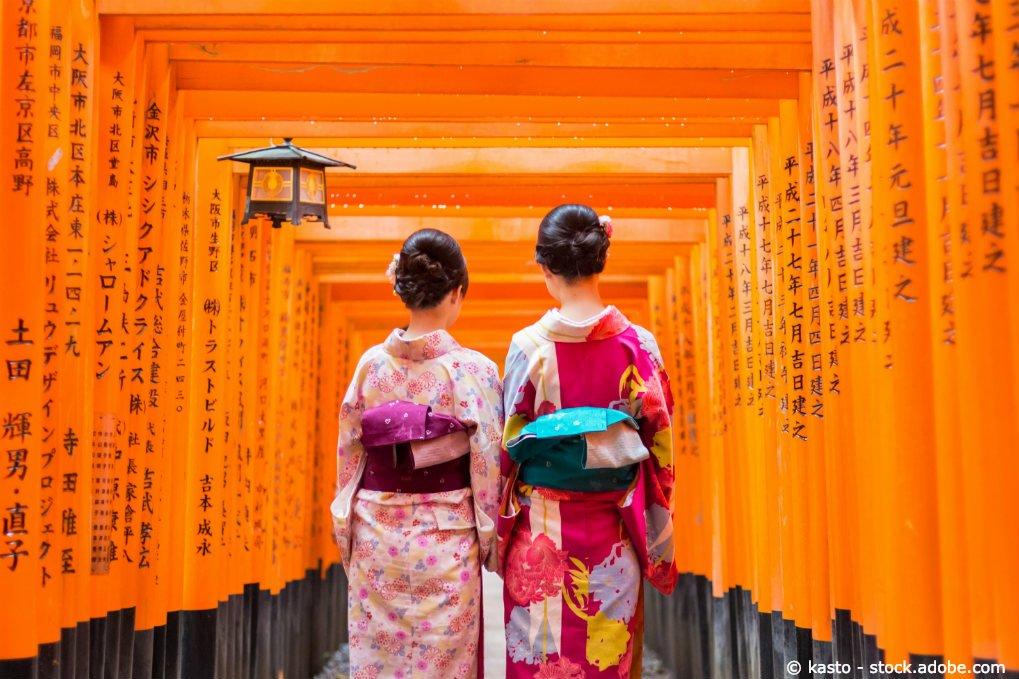 Japan macht sich frei
