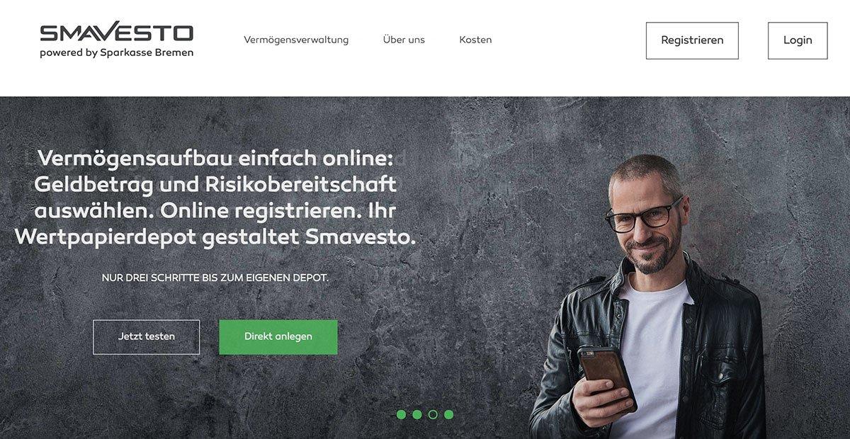Smavesto – Sparkasse Bremen startet mit eigenem Robo-Advisor