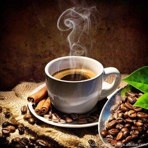 Tasse Kaffee