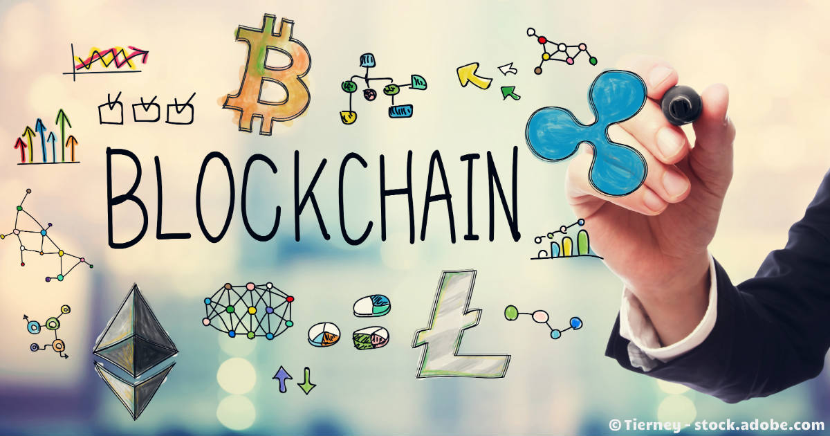 Blockchain-ETF von Invesco bündelt Blockchain-Ökosystem