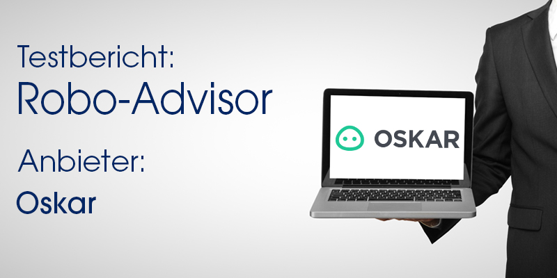 Oskar Robo-Advisor Test