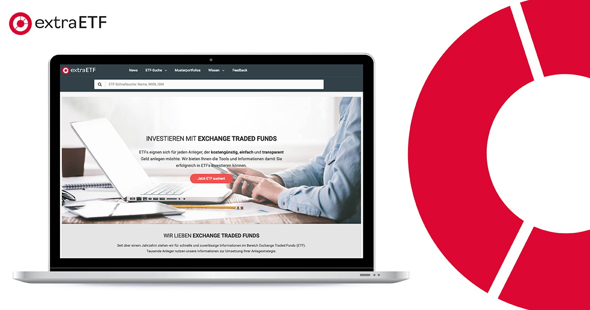 extraETF.com – Anlegerportal hilft bei der ETF-Anlage
