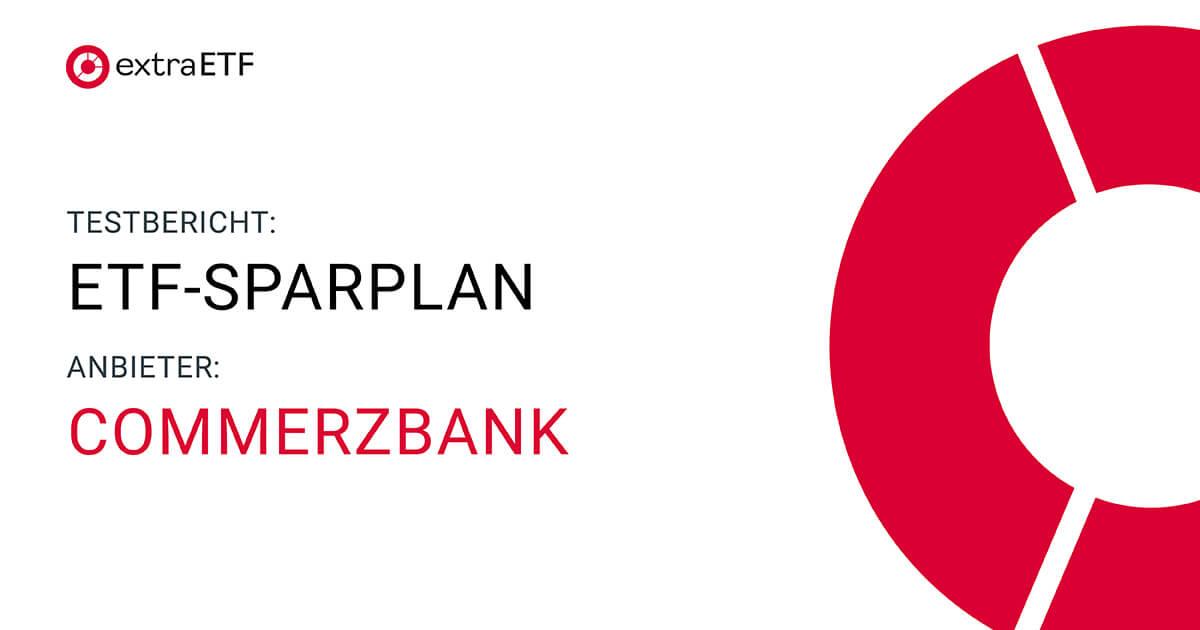 Etf Sparplan Commerzbank
