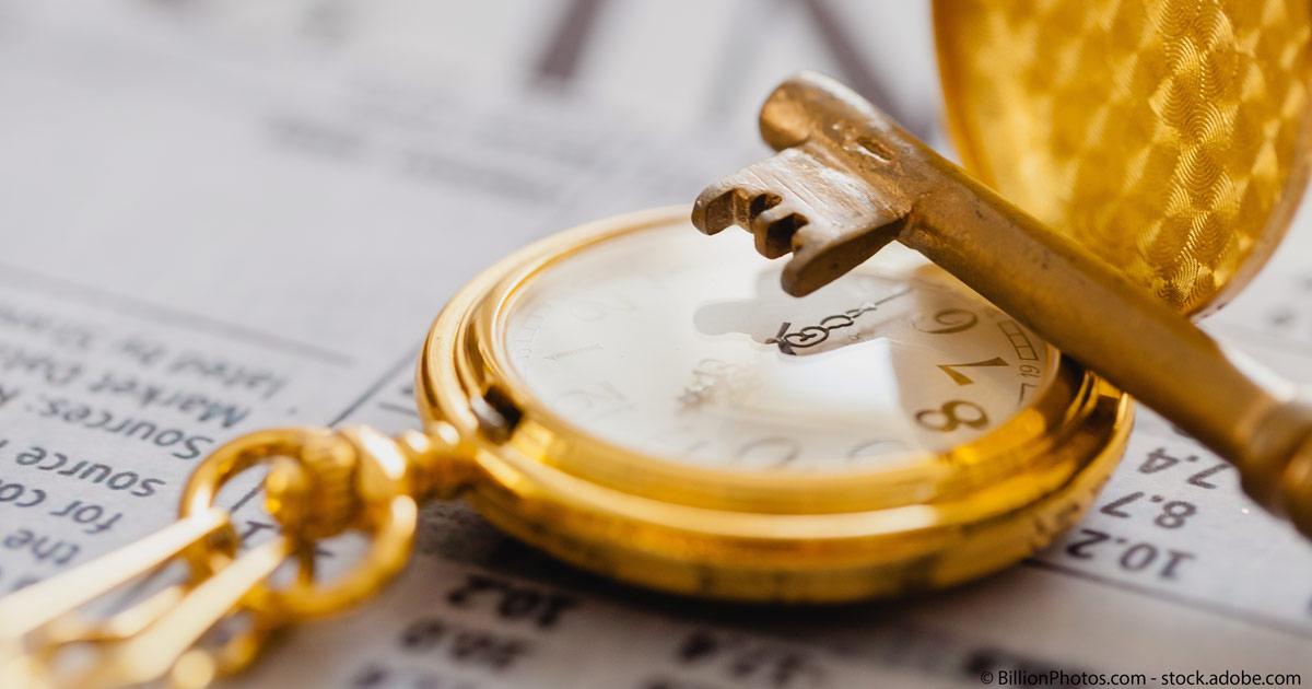 Der ETF, der Markttiming überflüssig macht