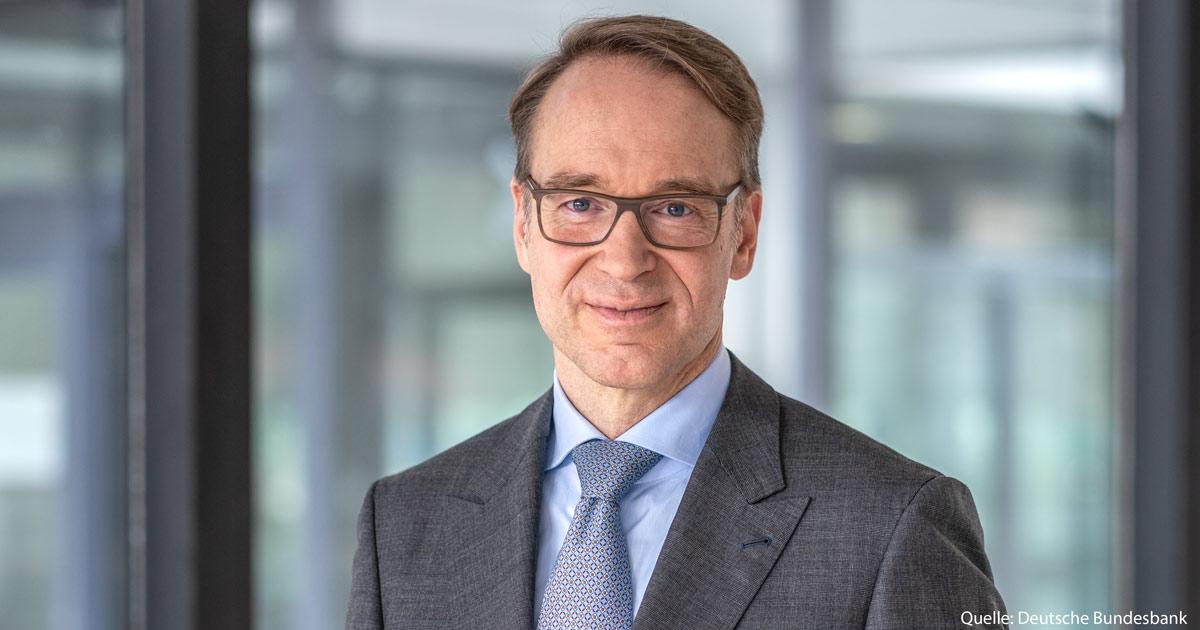 Bundesbank-Chef Weidmann setzt auf ETFs