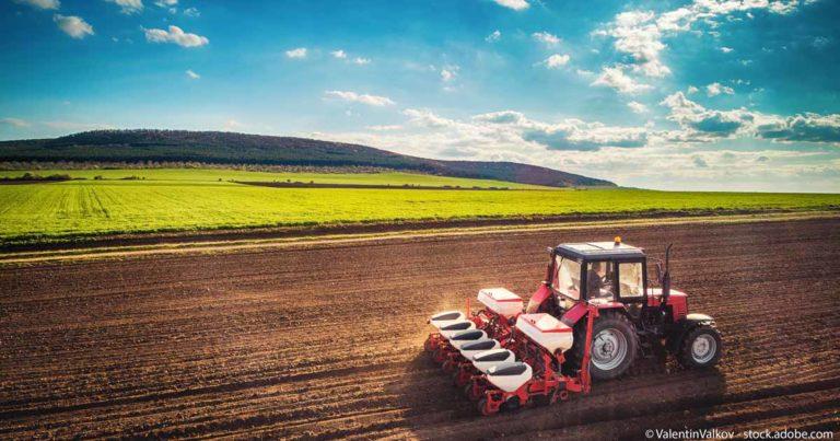 Landwirtschaft-Trend