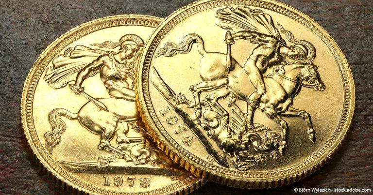 Royal-Gold-Mint-Goldmünze