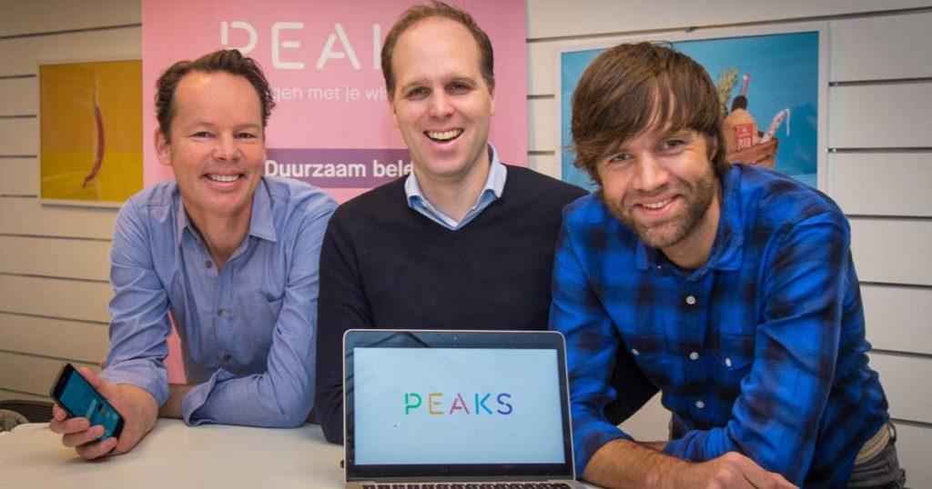 Peaks-Gründer