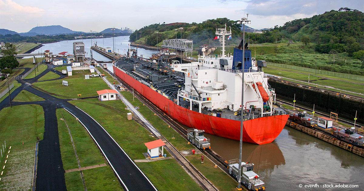 Panama-Kanal-Lateinamerika