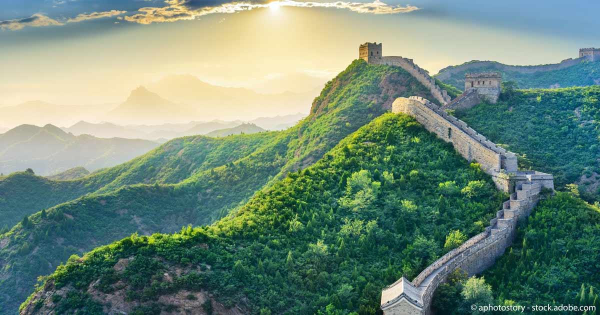 China-Mauer-Lyxor