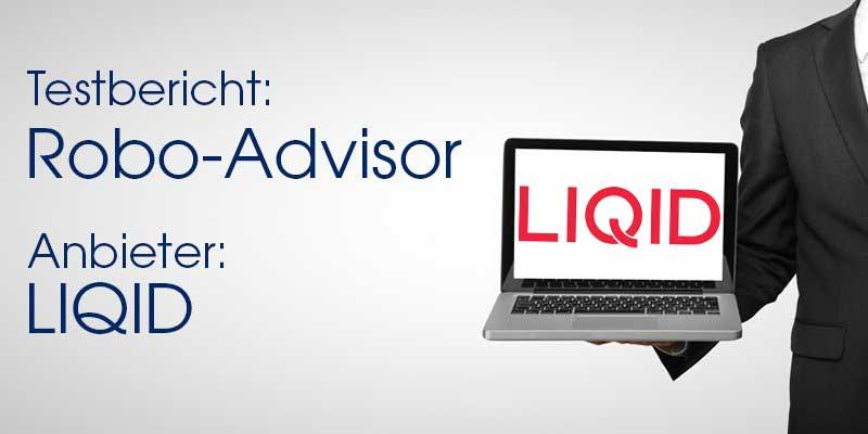 Testbericht Robo-Advisor – Liqid