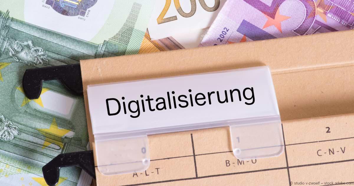 Vom Megatrend Digitalisierung profitieren