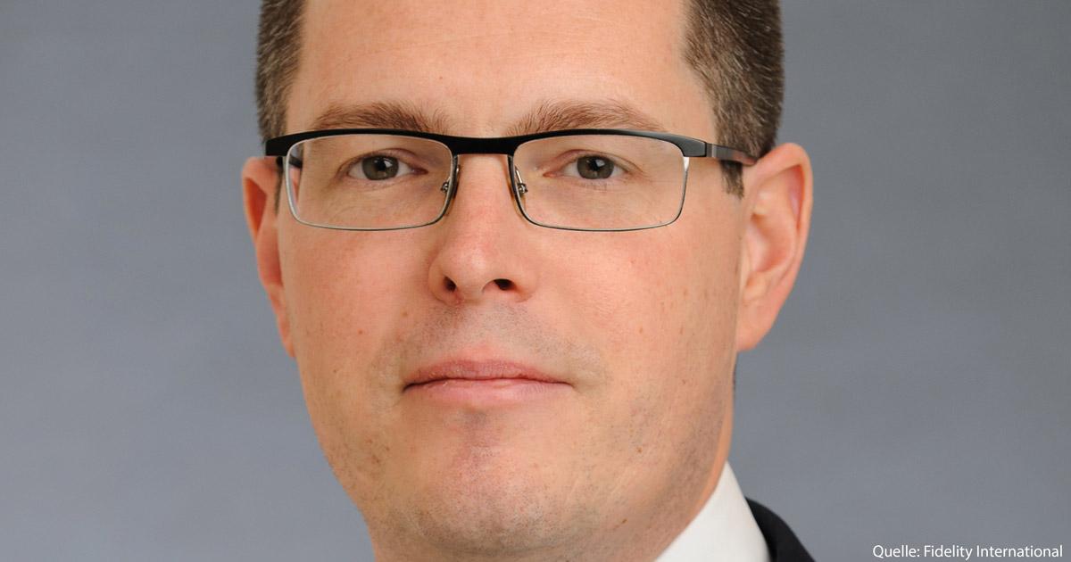Nick King, Leiter ETFs Fidelity International.