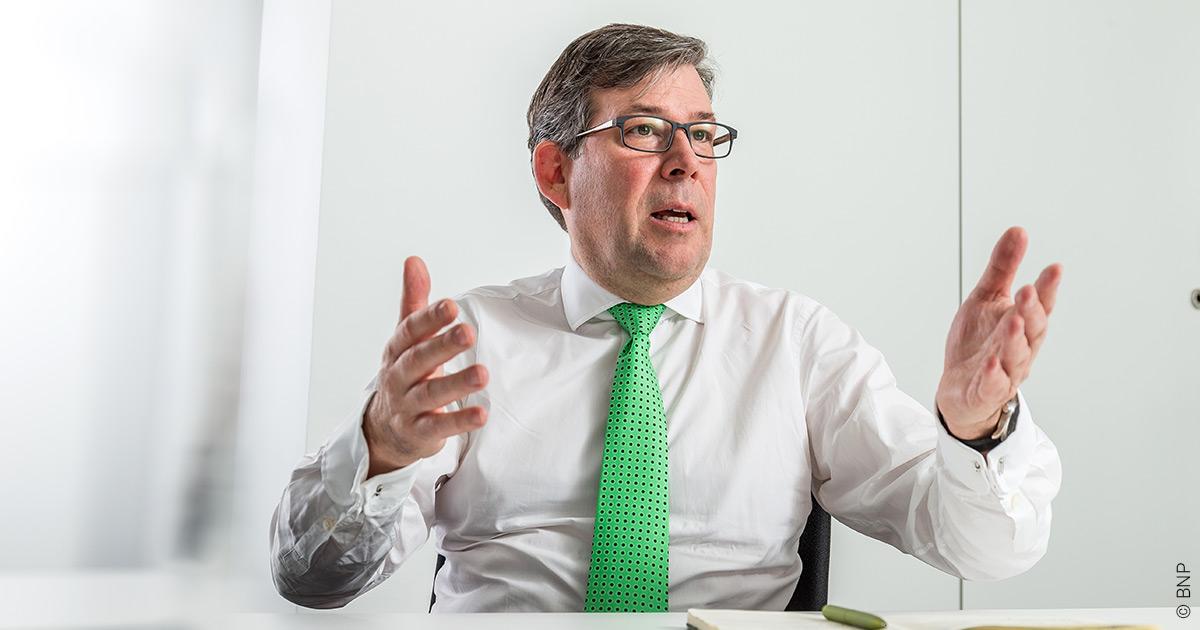 Claus Hecher, BNP Paribas.