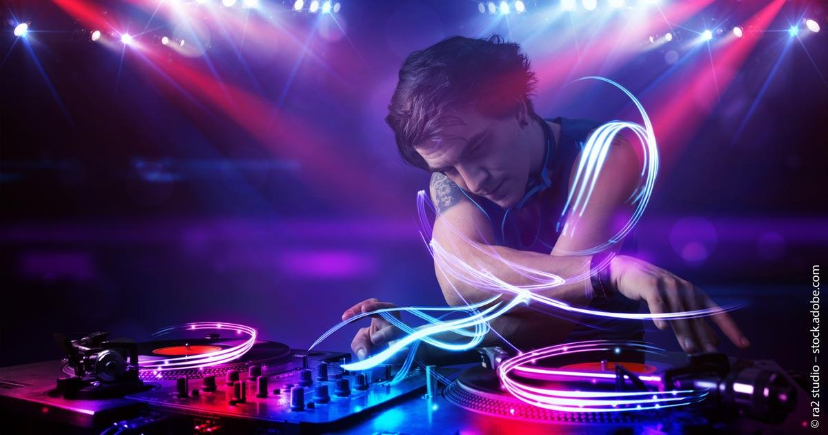 Techno-Party