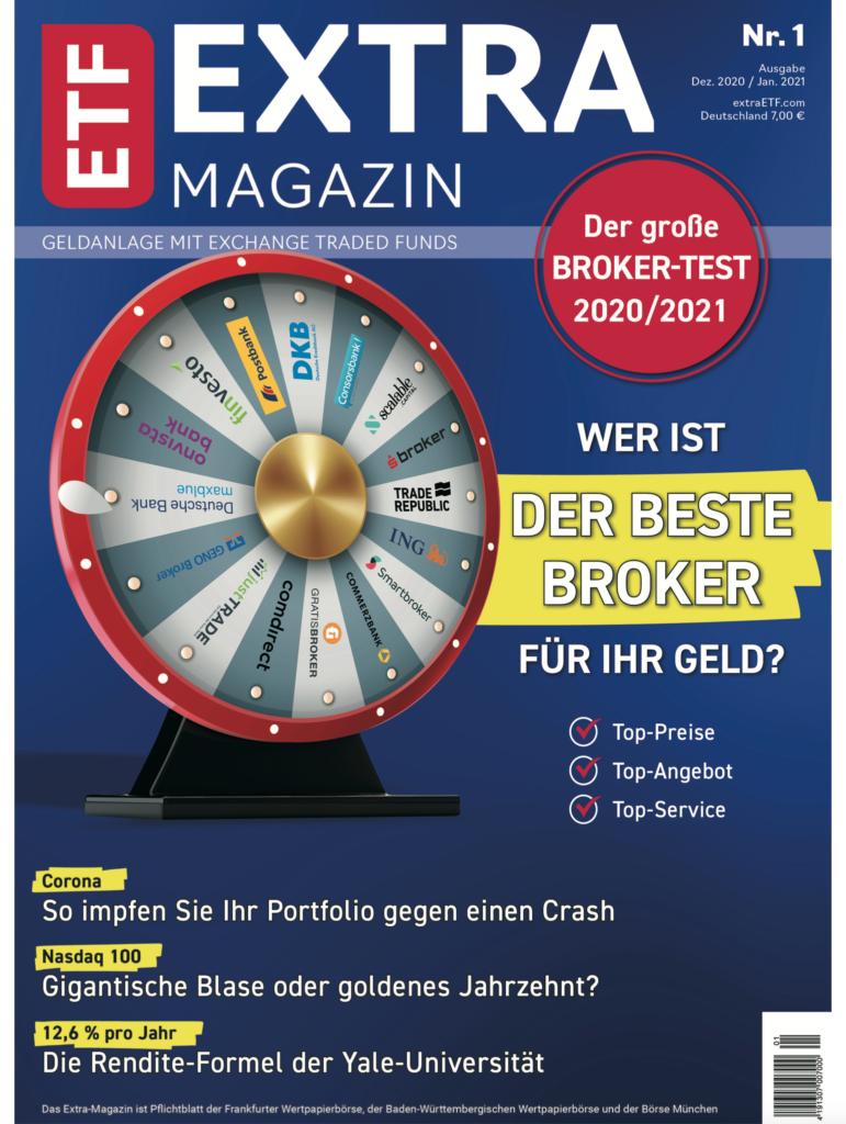 Deutschlands Broker im Test!