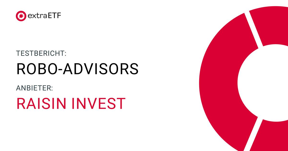 Testbericht Raisin Invest
