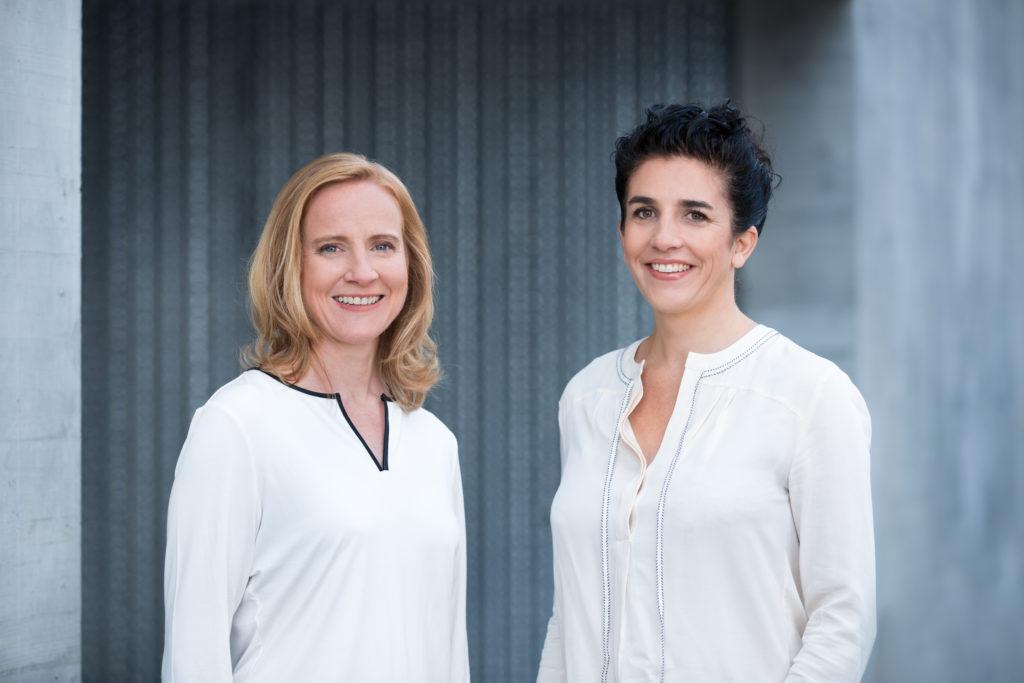 Gründerinnen Salome Preiswerk und Birte Rothkopf.