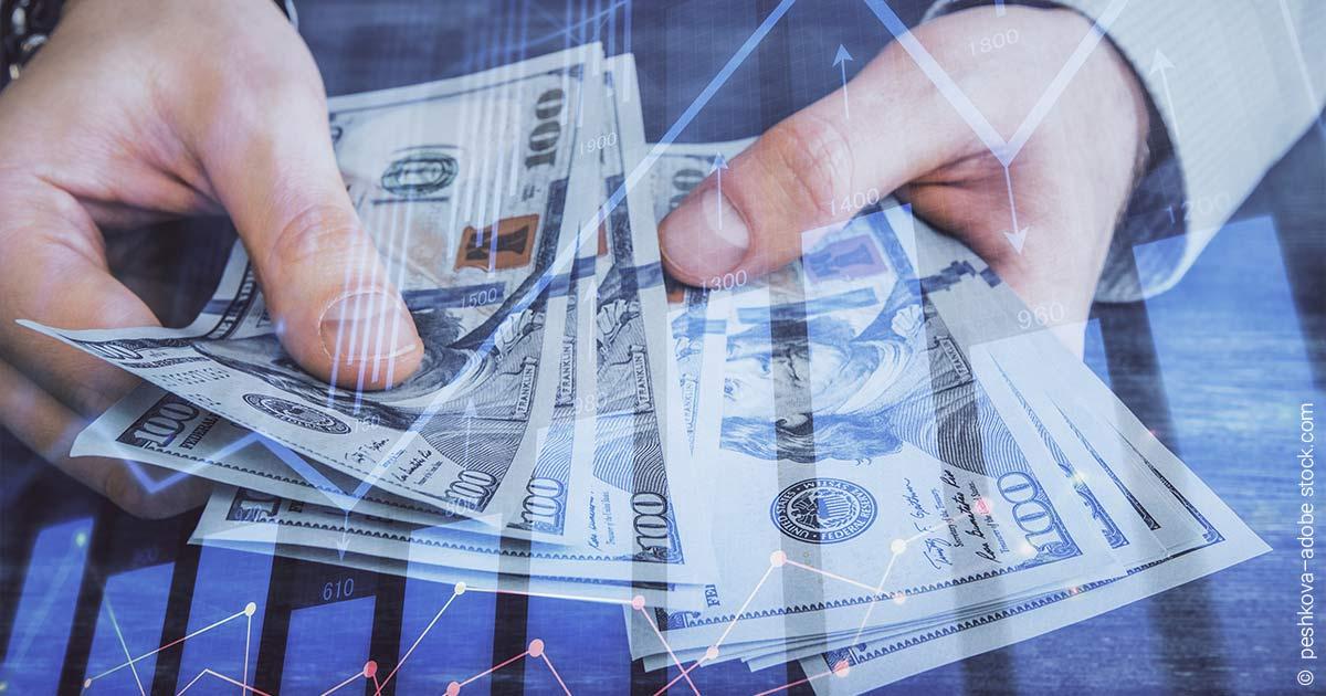 Experte: US-Dividenden steigen 2021 um fünf Prozent
