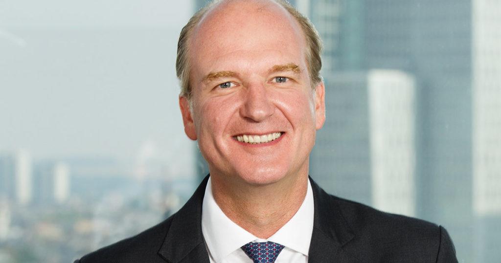 Sebsatian Külps ist der Chef von Vanguard in Deutschland und Österreich.