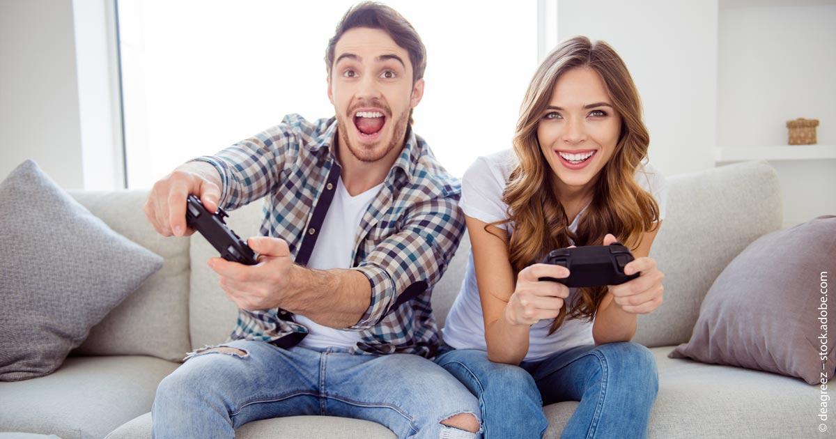 Videospiele-ETF knackt die eine Milliarde-Dollar-Marke.