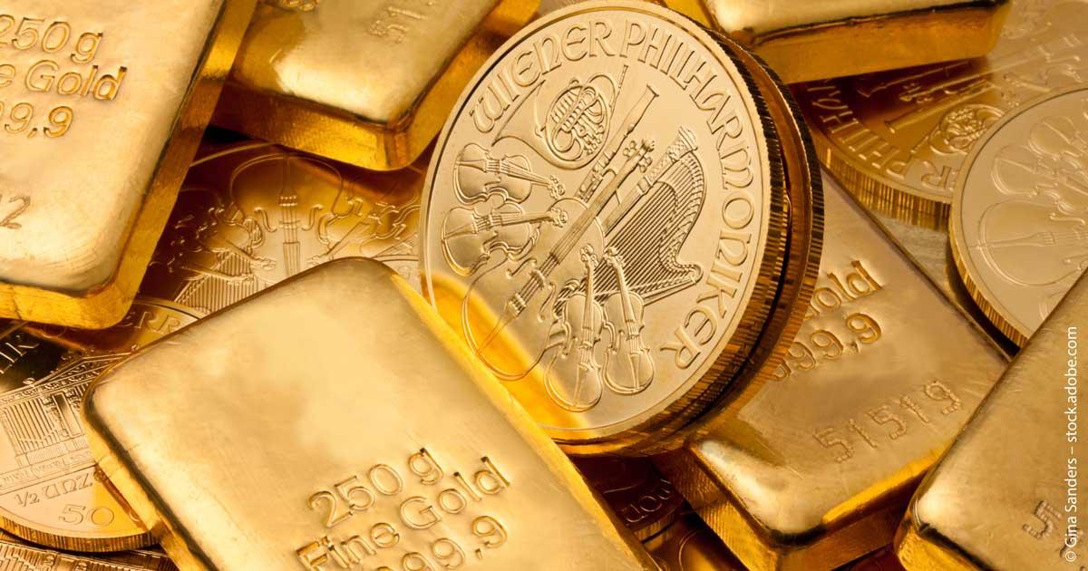 Wisdomtree mit günstigem Gold-ETP.