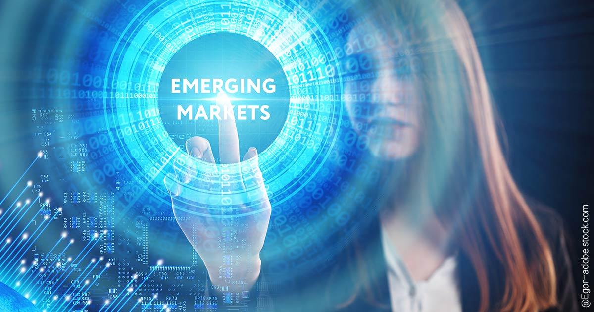 Schwellenländer-Anleihen haben Nachholpotenzial.