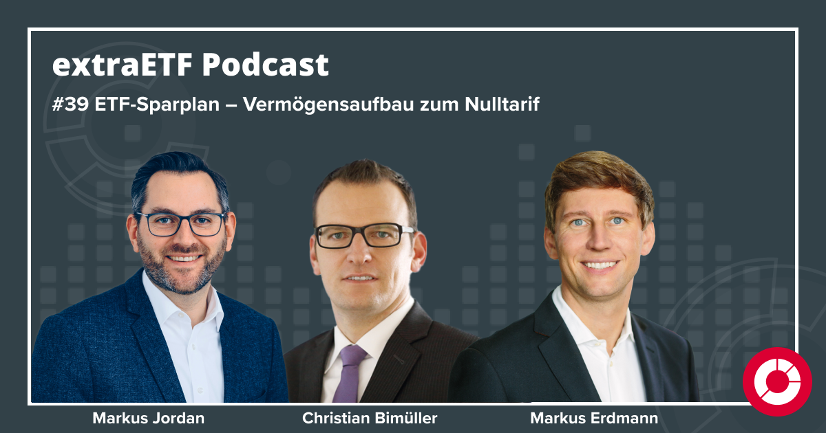extraETF Podcast ETF-Sparplan
